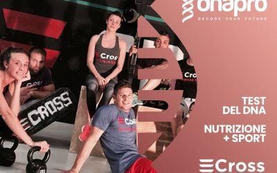 DNApro è partner di ECross